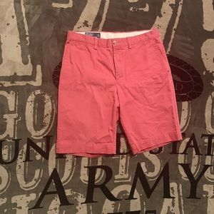 Nantucket Red Polo Shorts